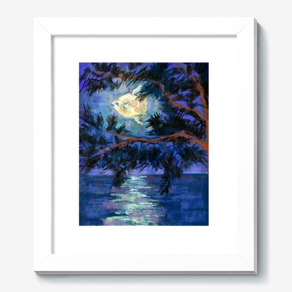 Картина «Рыба-луна»