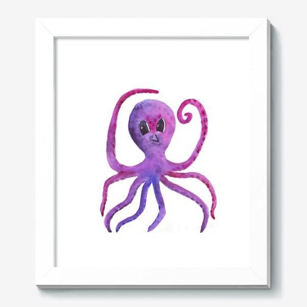 Картина «осьминог»