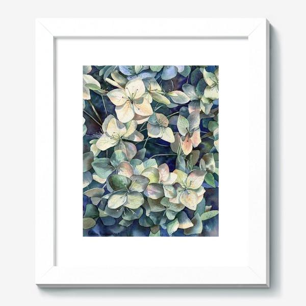 Картина «Summer hydrangea»