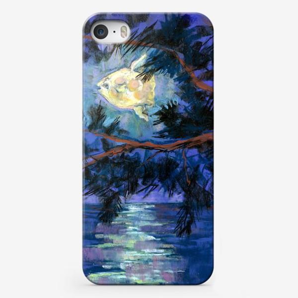 Чехол iPhone «Рыба-луна»