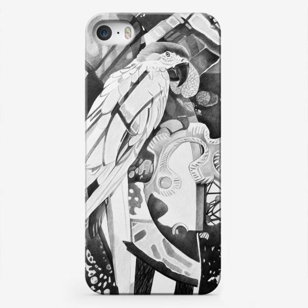 Чехол iPhone «Сокровища Ары»