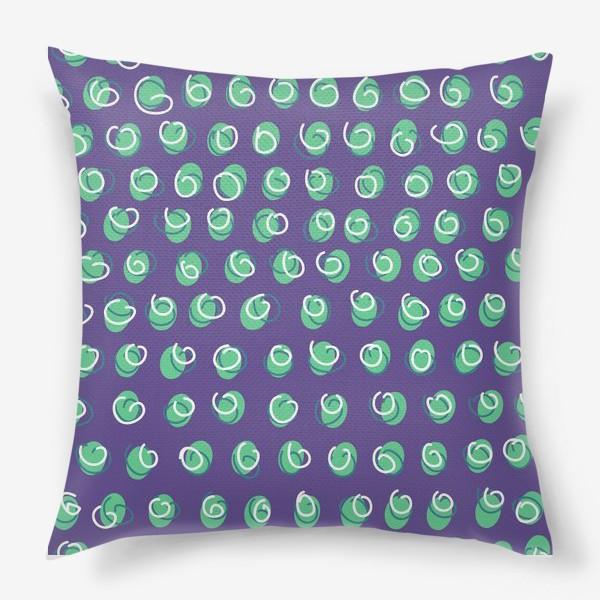 Подушка «Ultra Violet»