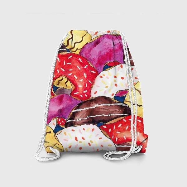Рюкзак «Пончики»