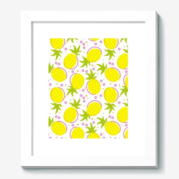 Картина «Озорные ананасы.»