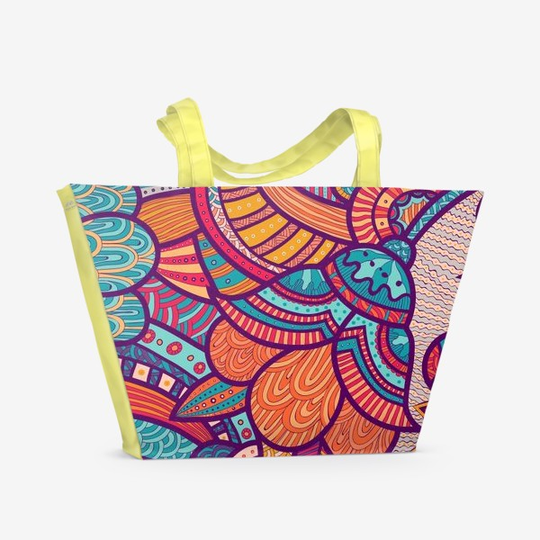 Пляжная сумка «Индия»