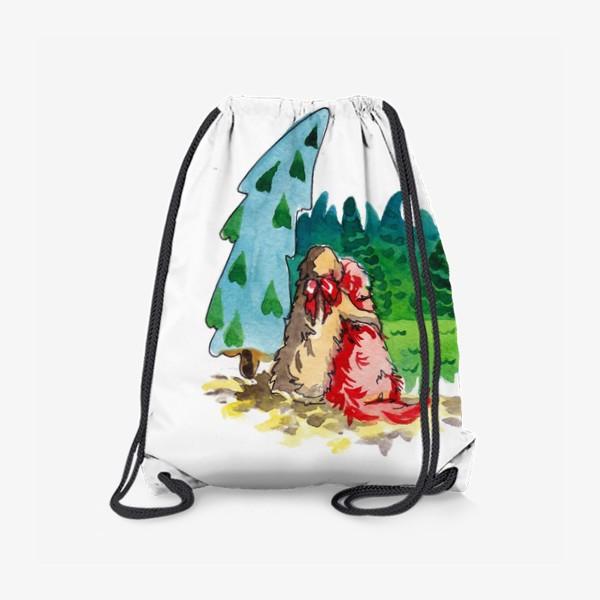 Рюкзак «собачки»