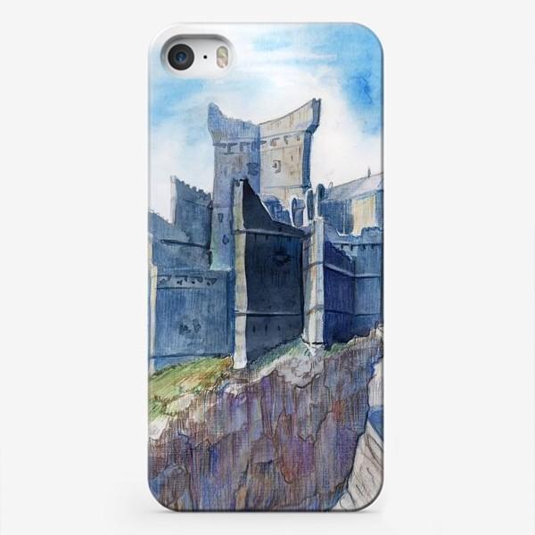 Чехол iPhone «Драконий камень - Игра престолов»