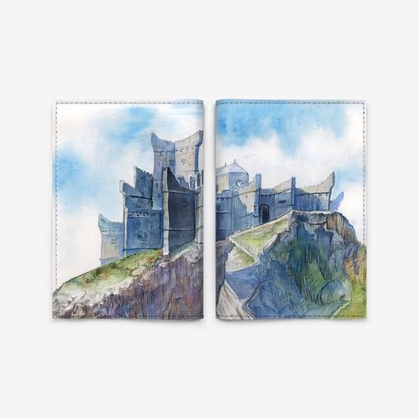 Обложка для паспорта «Драконий камень - Игра престолов»
