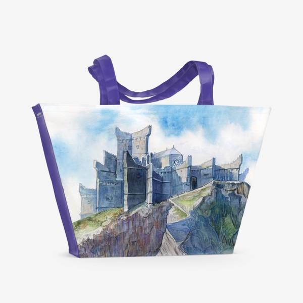 Пляжная сумка «Драконий камень - Игра престолов»