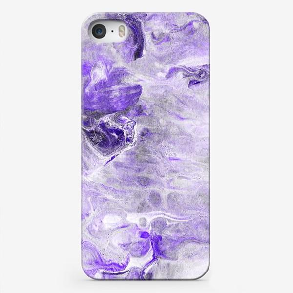 Чехол iPhone «Абстракция жидкий акрил 3»
