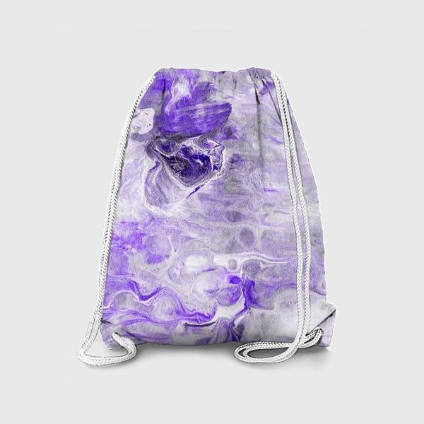 Рюкзак «Абстракция жидкий акрил 3»