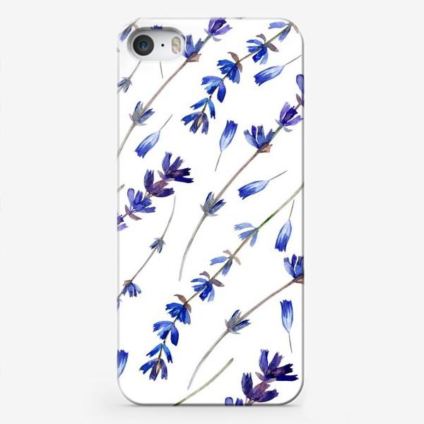Чехол iPhone «Лавандовый сон»