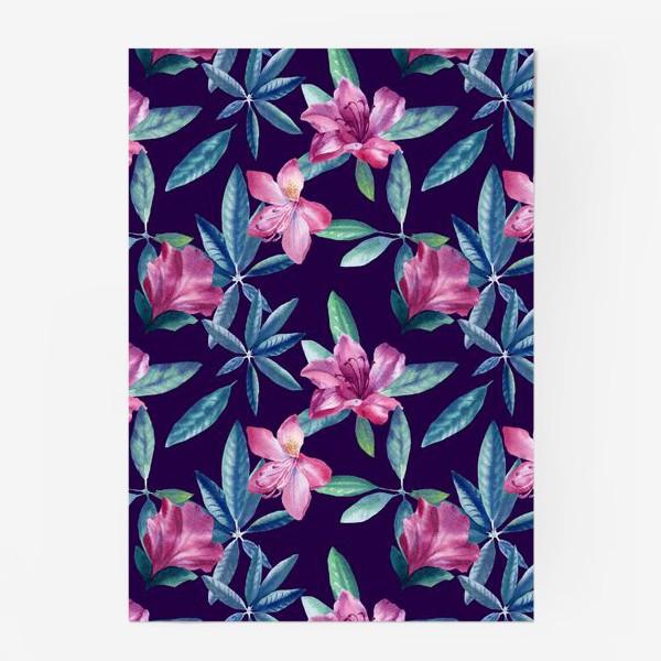 Постер «Rhododendron»