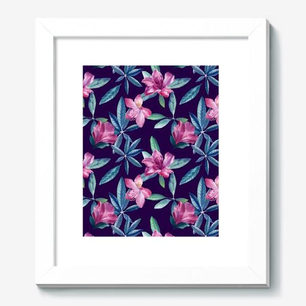 Картина «Rhododendron»