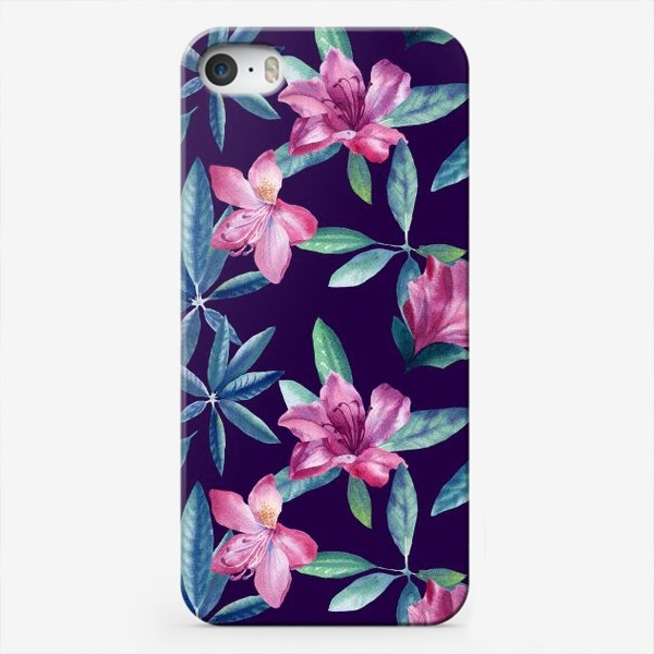 Чехол iPhone «Rhododendron»