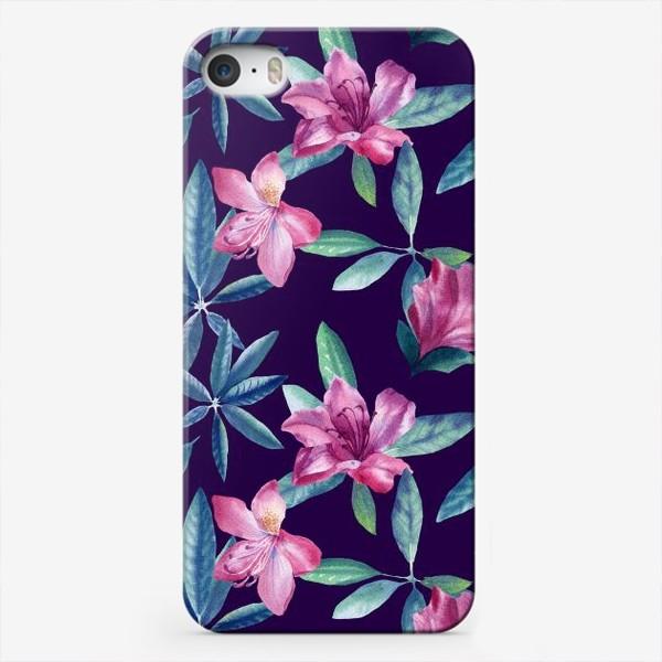 Чехол iPhone «Rhododendron»