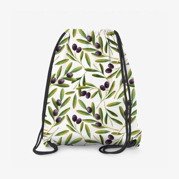 Рюкзак «оливковая ветвь »
