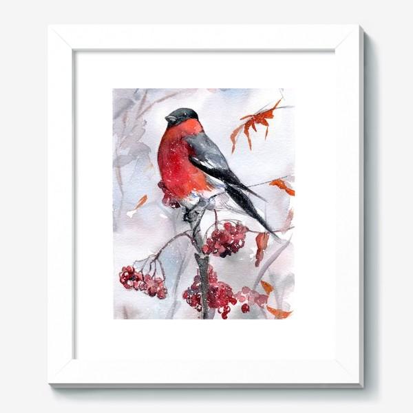 Картина «Снегирь»