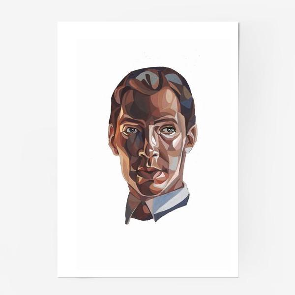 Постер «Мистер Шерлок Холмс»