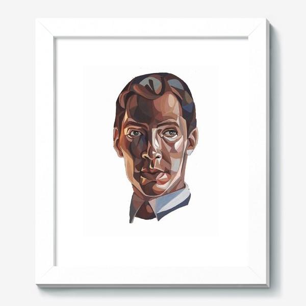 Картина «Мистер Шерлок Холмс»