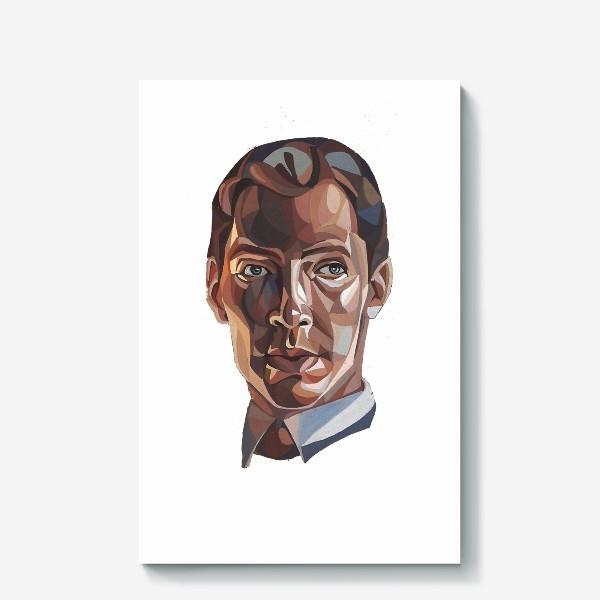 Холст «Мистер Шерлок Холмс»