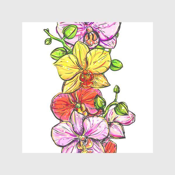 Скатерть «Орхидея»