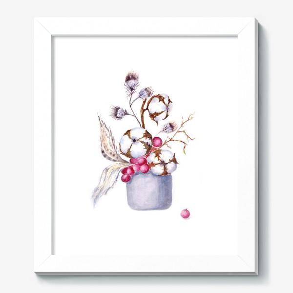 Картина «Хлопок, перышки, весна»
