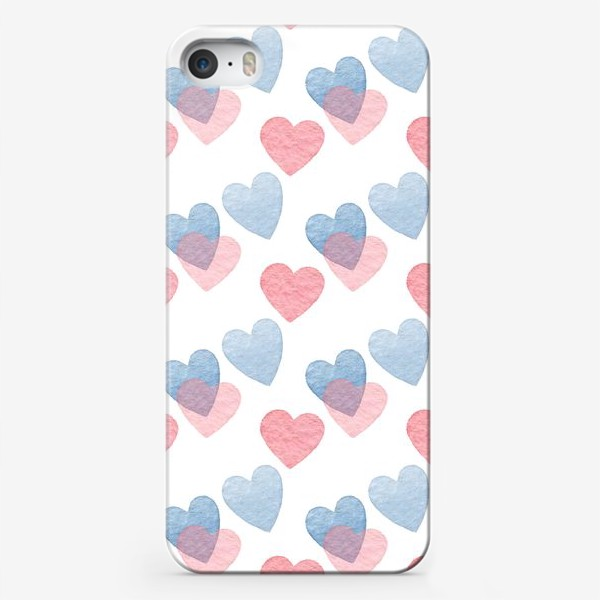Чехол iPhone «Sweet heart»