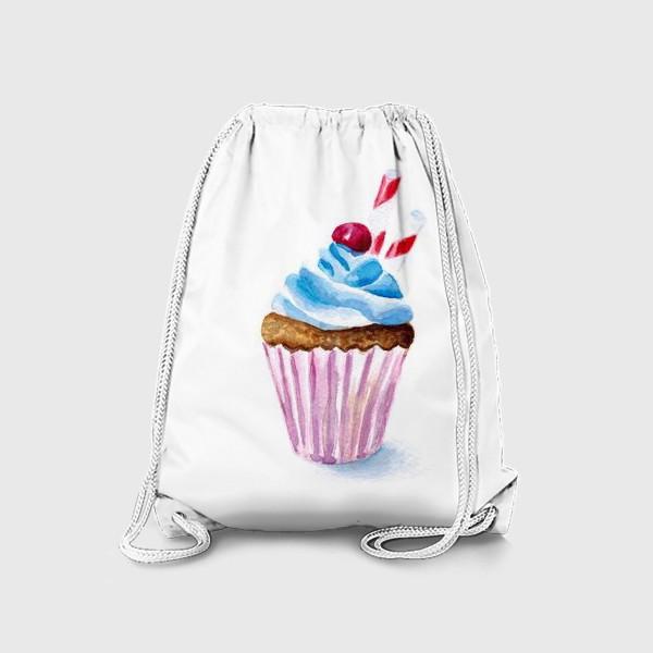 Рюкзак «Пироженое или капкейк»