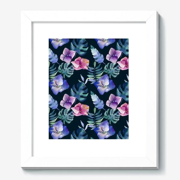Картина «Hydrangea pattern»