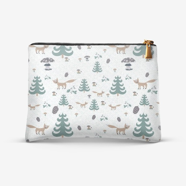 Косметичка «Forest pattern»
