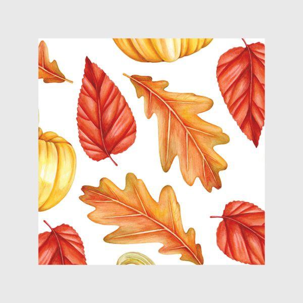 Скатерть «Осенний паттерн_1»