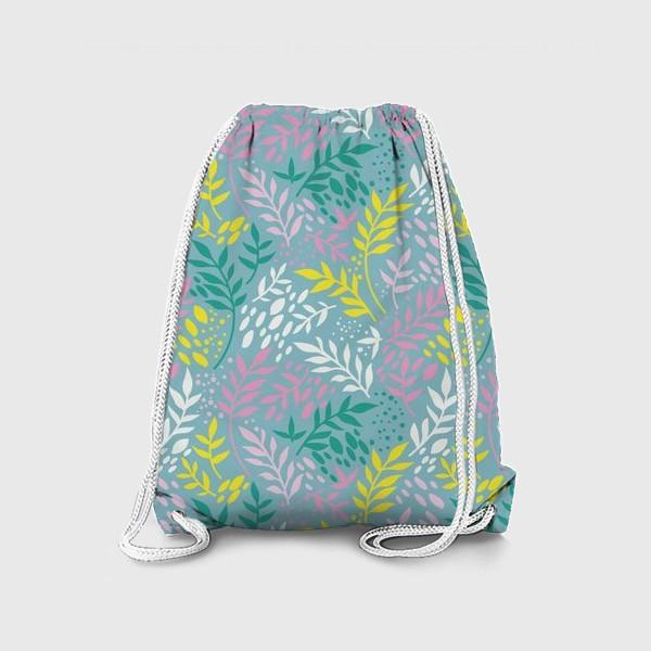 Рюкзак «Весенние веточки»