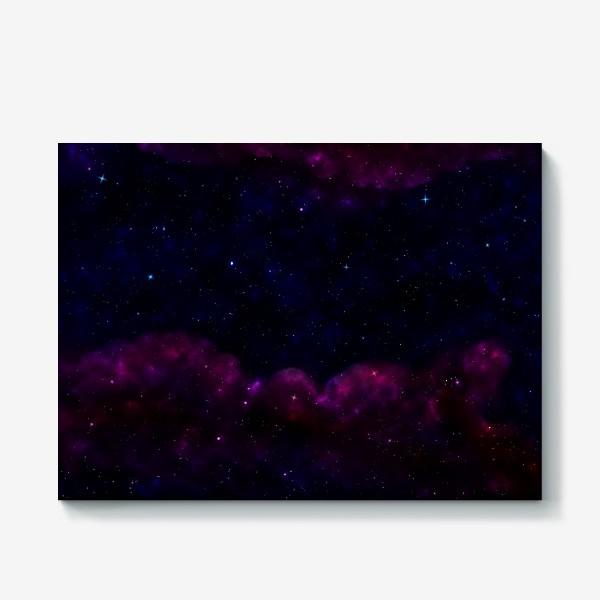 Холст «Космос»