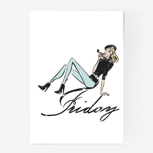 Постер «Friday»