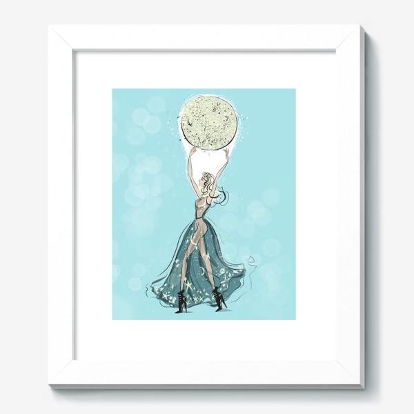Картина «Суперлуние»