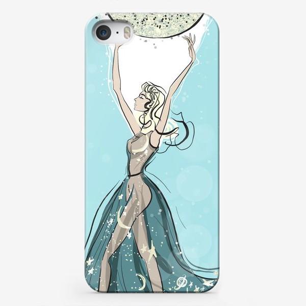 Чехол iPhone «Суперлуние»