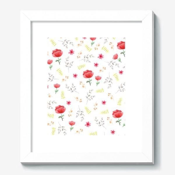 Картина «Смешной весенний цветопад»