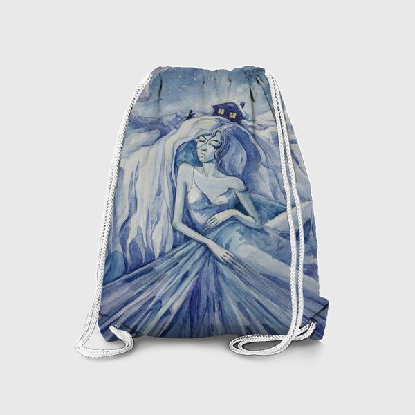 Рюкзак «Снежная ночь»