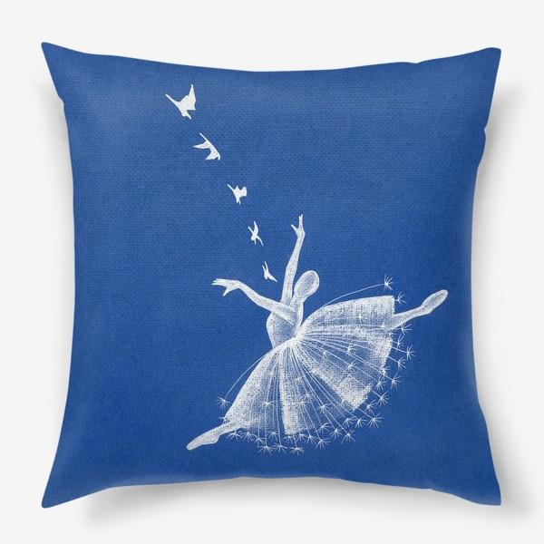 Подушка «Балеринка»