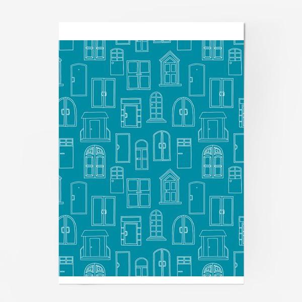 Постер «Двери»