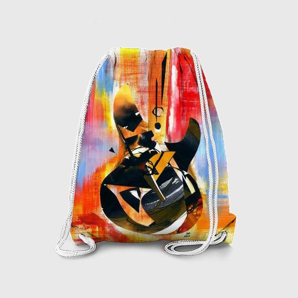 Рюкзак «Гитара»
