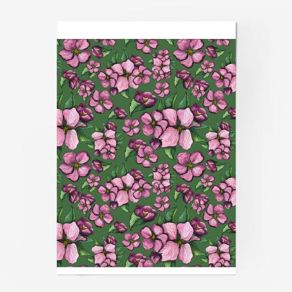 Постер «Весеннее цветение 2»