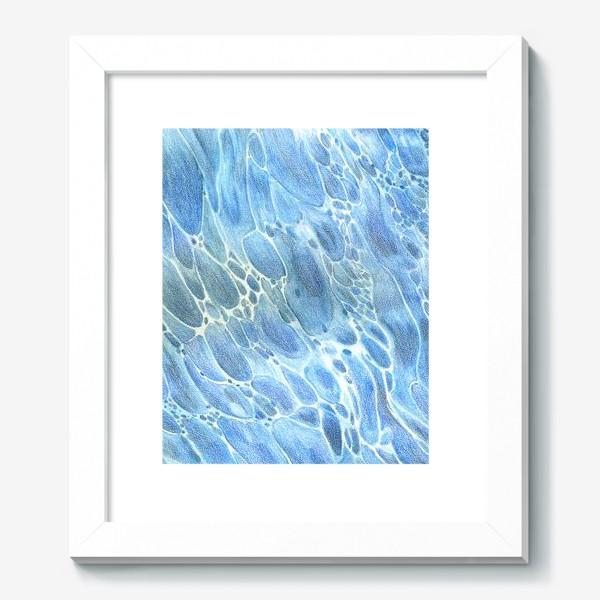 Картина «Водная гладь»