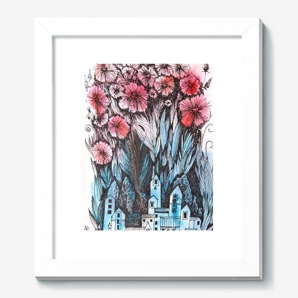 Картина «Весна в городе №2»