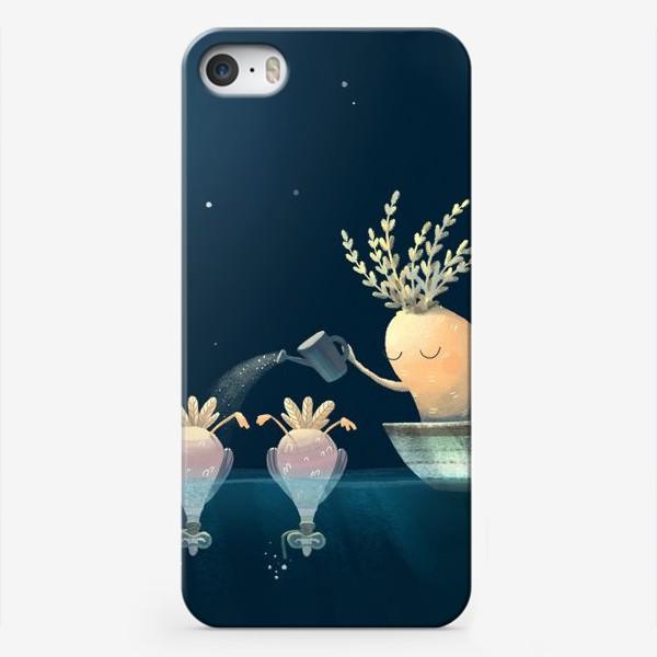 Чехол iPhone «Сны. Всё сон»