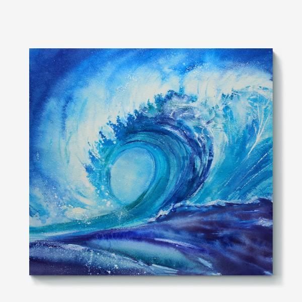 Холст «Волна»