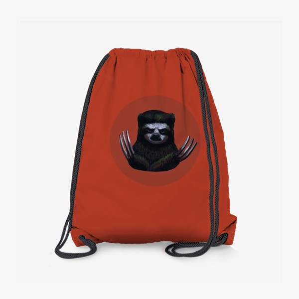 Рюкзак «Ленивец-росомаха»