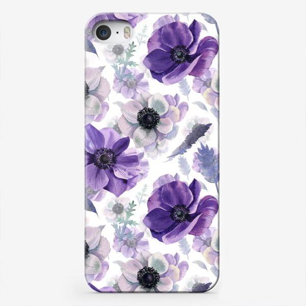 Чехол iPhone «Anemones»