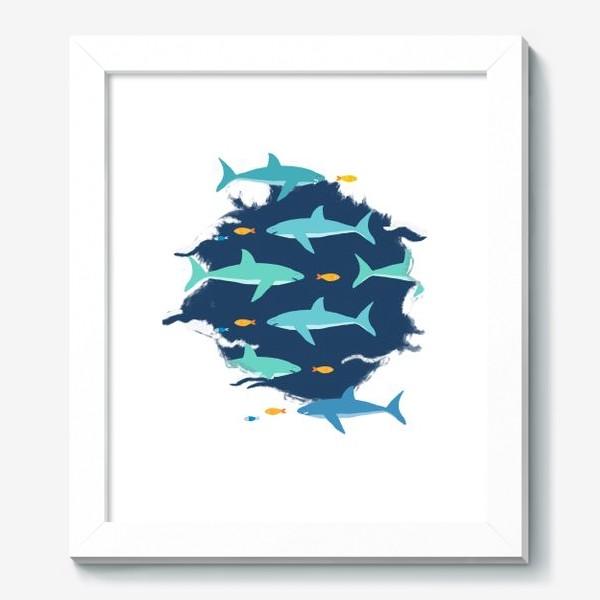 Картина «Морская охота»